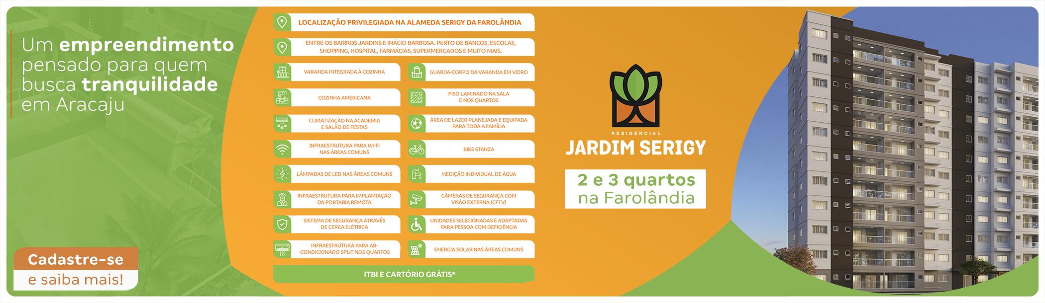JARDIM SERRIGY